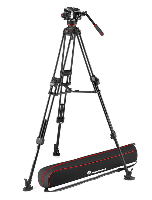 Manfrotto MVK504XTWINFA Tripod Kit With Bag