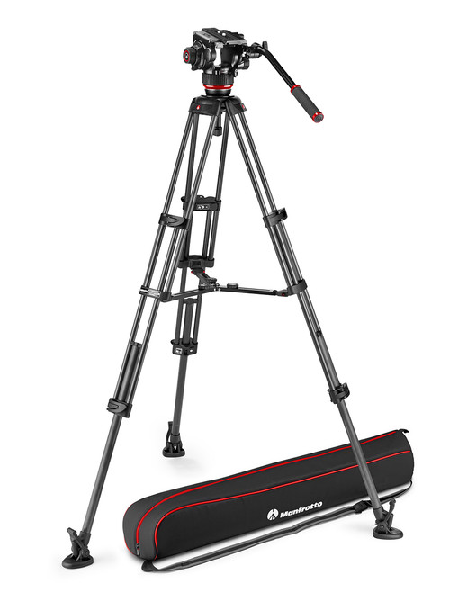 Manfrotto MVK504XTWINMC Camera Tripod Kit With Bag