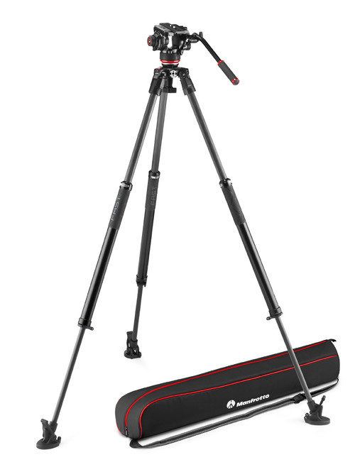 Manfrotto MVK504XSNGFC Fast Tripod Kit With Bag