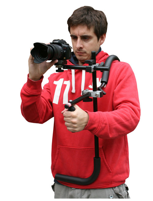 Hague PS Pro Steadymount Camera Shoulder Rig Ex Display Model
