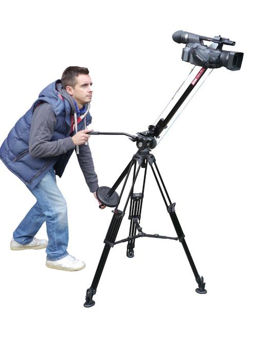 Hague K3 Camera Mini Jib Traveller