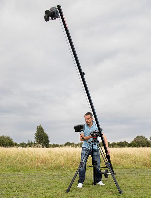 Hague K8 Camera Jib HDV Boom