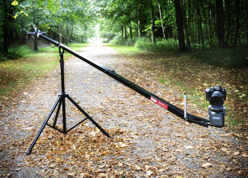 Hague K10 Camcrane With Stand & Power Head