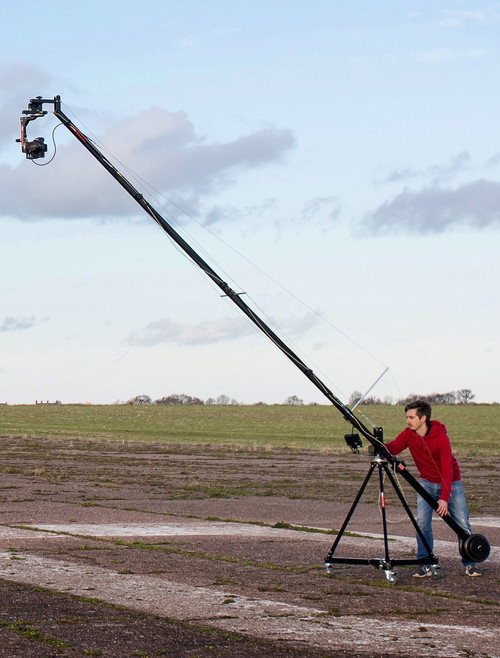 Hague K18 CamCrane With PH200 Pro Power Head