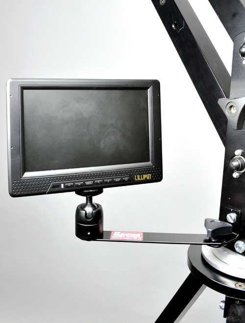Hague MB/A Jib/Crane Monitor Bracket