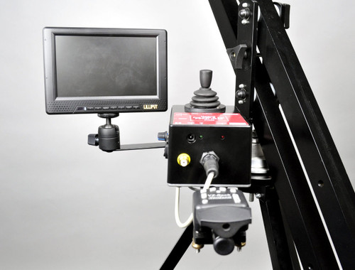 Hague MB/AD Monitor & Control Box Mounting Bracket