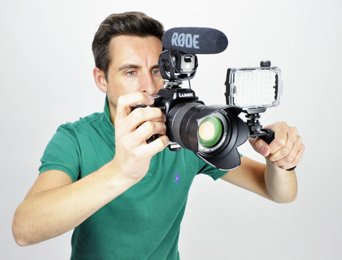 Hague CS1 Camera Steadymount 1