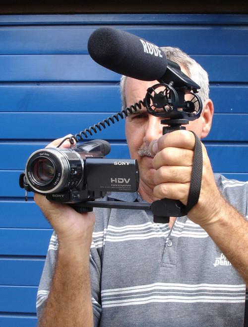 CS4 Camera Steadymount 4 Ex Display Model