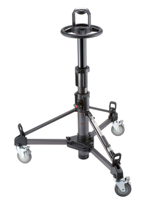 Libec P110B Pedestal Dolly Outside Broadcast Version
