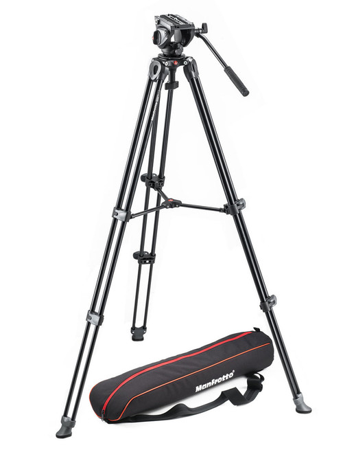 Manfrotto MVK500AM Camera Tripod Kit With Bag