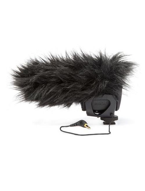 Rode Microphone Deadcat VMP Fur Windshield