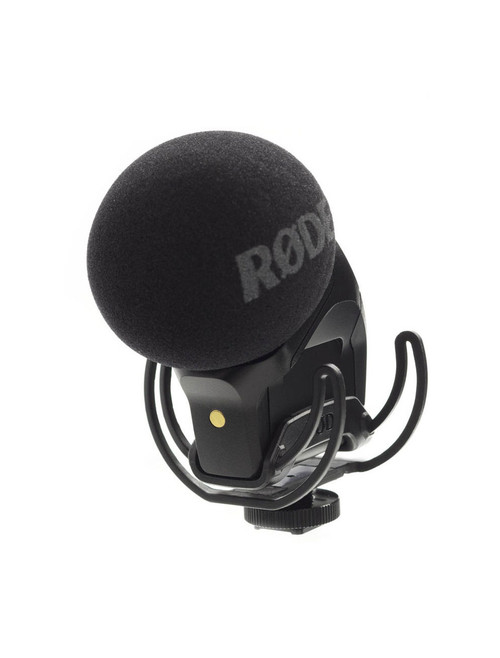 Rode Stereo VideoMic Pro With Rycote Shockmount