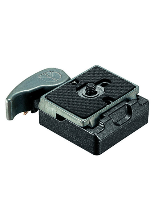 Manfrotto 323 Quick Release Adaptor With Camera Plate