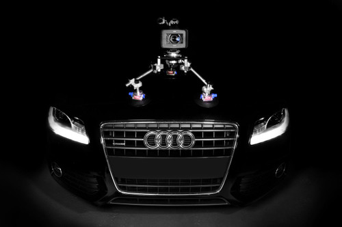 Hague SM3 Pro Camera Suction Mount For Cars