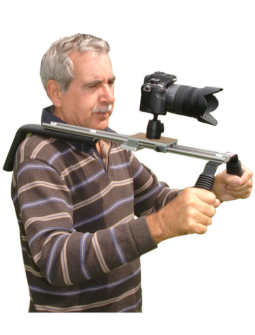Hague CTSS Camslide Traveller Camera Shoulder Support