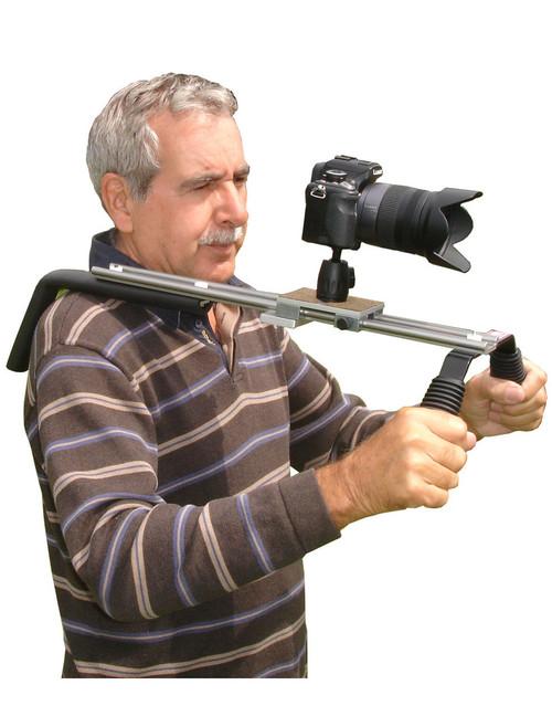 Hague CTSS Camslide Traveller Camera Shoulder Support