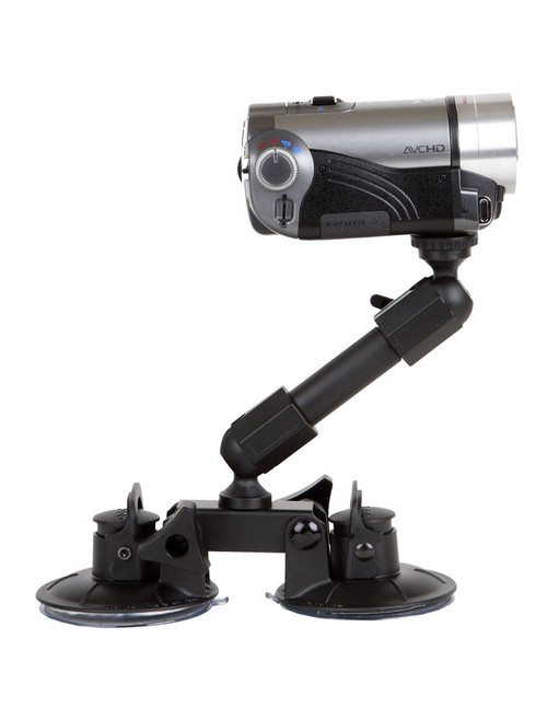 Delkin Fat Gecko Dual Suction Mount
