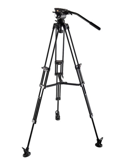 E-Image EG03A2 Video Tripod Kit With Padded Bag