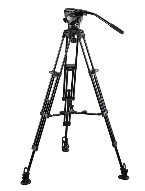 E-Image EG08A2 Video Tripod Kit