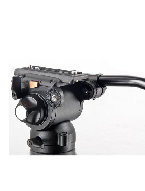 E-Image GH03F Flat Based Tripod Head