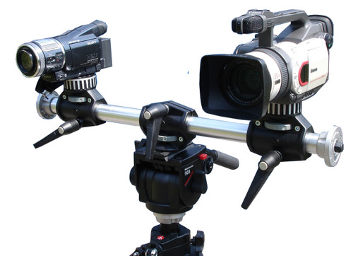 Manfrotto Twin Head Camera Mount