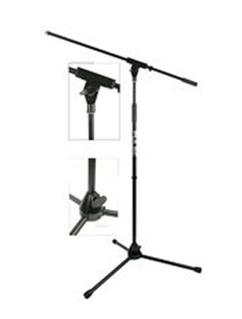 Microphone Stand With Boom