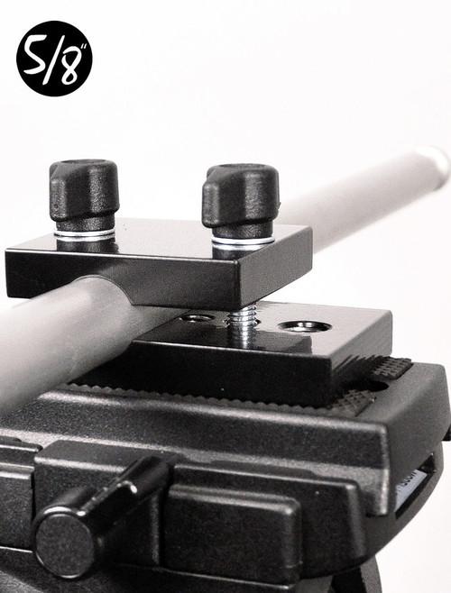Hague RTP Rod Tripod Plate
