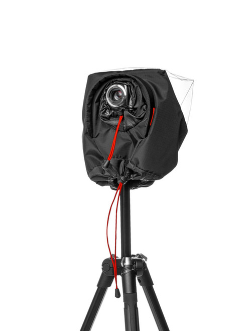 Manfrotto CRC-17 PL Camera Raincover For CSC, GH4, XC10