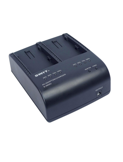 Swit S-3602U Battery Charger for Sony