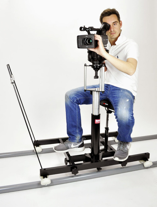 Hague D7 Ride On Camera Tracker Dolly