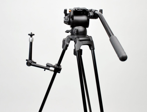 Articulating Arm With Nano Clamp & Hot Shoe Adaptor