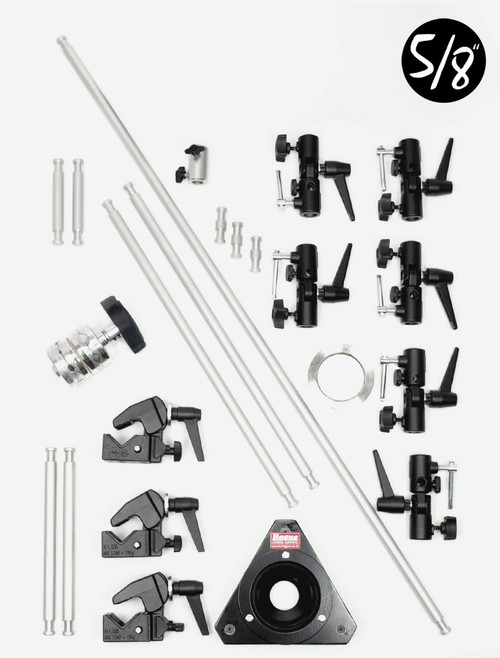 Hague Multi-Mount System Kit 2