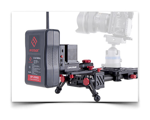 iFootage Wireless Motion Controller System