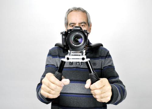 Hague DSR Dual Shoulder Camera Support Rig