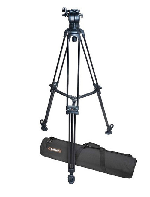 E-image EG05A2 Two Stage Aluminium Tripod Kit