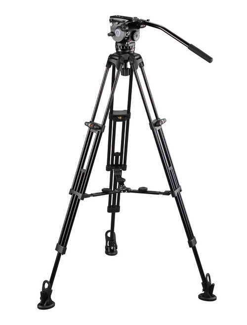 E-image EG06A2 Two Stage Aluminium Tripod Kit