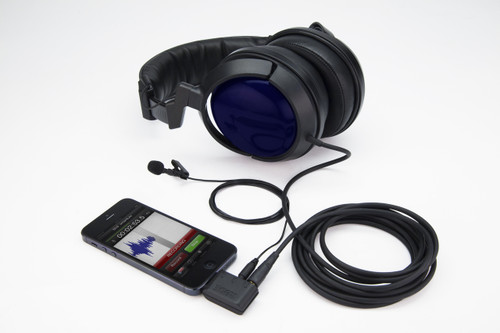 Rode Dual TRRS input & headphone output adaptor for smartphones