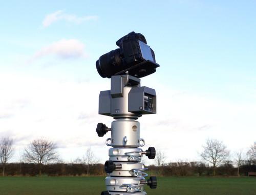 Hague 6m Highshot Camera Mast With Stand & 340° Powerhead Kit 1