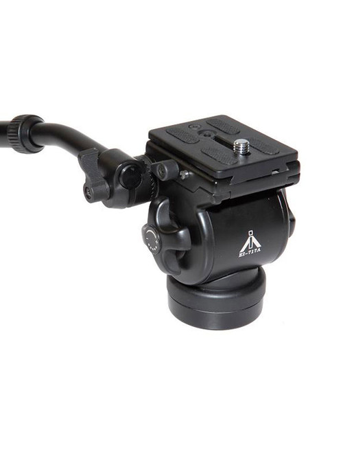 E-Image EI-717AH Flat Based Video Head