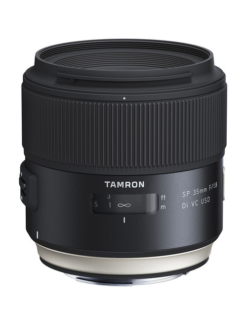 Tamron 35mm F1.8 VC USD Camera Lens Canon / Nikon