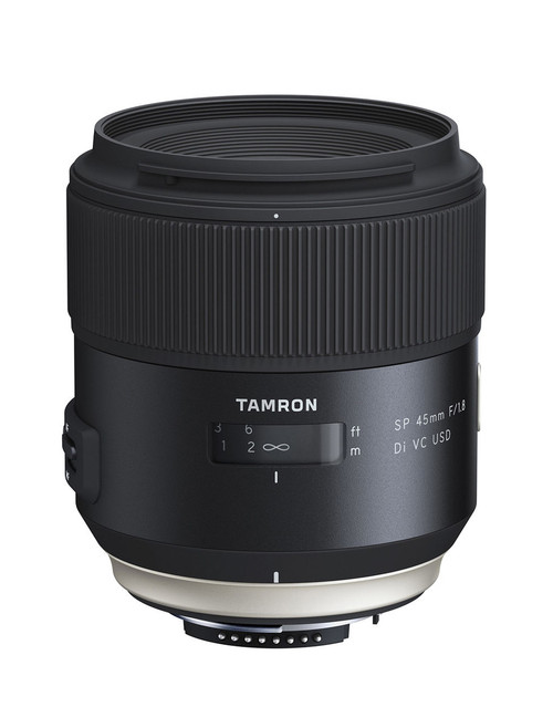 Tamron 45mm F1.8 VC USD Camera Lens Canon / Nikon