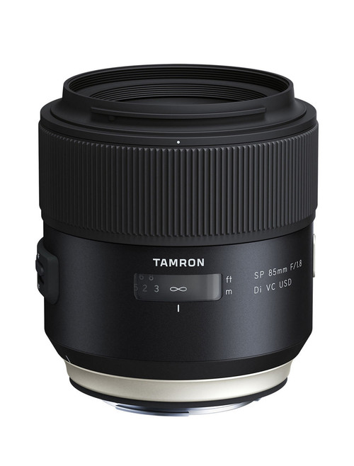Tamron 85mm F1.8 SP Di VC USD Camera Lens Canon / Nikon / Sony
