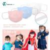SAVEWO 3D Meow For Kids S2 30Pcs | 救世 3D超立體喵兒童口罩S2 ASTM Level 3 2-6歲適用 (30片獨立包裝/盒) Made in HK