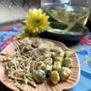 GLYF Herbal Tea Bag Chrysanthemum Tea 龜苓元坊 草本三⾓茶包 菊花茶 8pcs