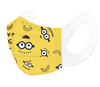Banitore 3D Mask 20 Pcs MINIONS | 便利妥 3D MINIONS 護理口罩 Level 2  (20片獨立包裝/盒) Made in HK [Size XS/S/M]