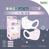 Banitore 3D Mask 20 Pcs SANRIO   便利妥 3D 【SANRIO限定】護理口罩 Level 2  (20片獨立包裝/盒) Made in HK [Size XS/S/M]