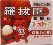 ROBERTSON Jelly Powder Lychee Flavor | 羅拔臣 啫喱粉荔枝味 80g
