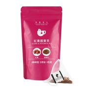 TAIWAN LADIES TEA Jujube & Rooibos Tea 午茶夫人 紅棗國寶茶(Coffeine Free) 3g x 12包入