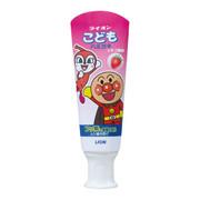 LION Kids Toothpaste Strawberry Flavor | 獅王 兒童牙膏(草莓) 40g