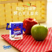 TEMPO Petit Pocket Handkerchiefs Apple Wood Scent| TEMPO 紙巾蘋果木味